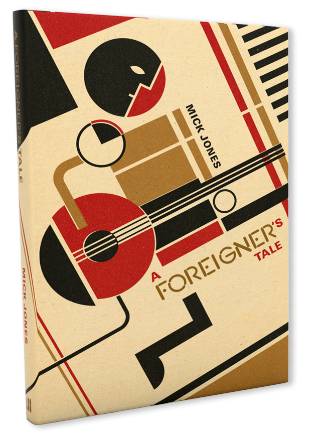 ForeignerBook